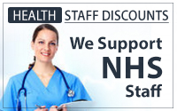 NHS Staff Offers and Discounts. Click here to find out about the offers available