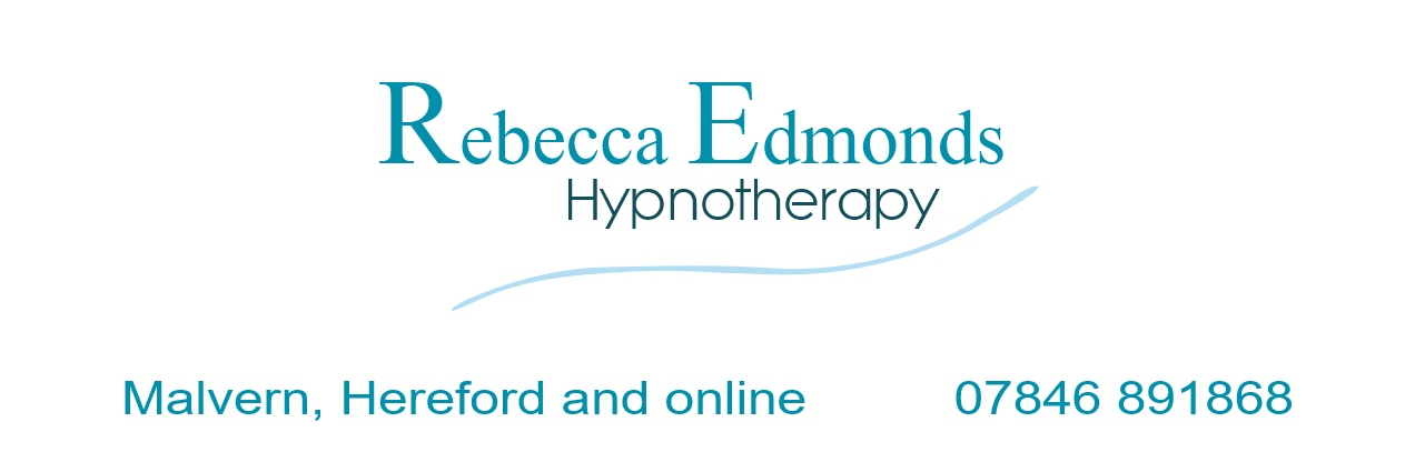Click to go home - Rebecca Edmonds Hypnotherapy - Malvern, Hereford and Online